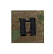 MultiCam Embroidered Rank Captain Insignia
