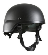ABS Mich-2000 Replica Tactical Helmet - Black