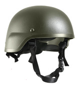 ABS Mich-2000 Replica Tactical Helmet - Olive Drab