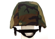 Woodland Camo G.I. Type Helmet Covers