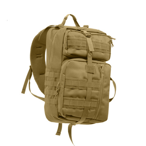 Rothco Tactisling Transport Pack - Front View