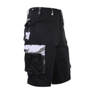 Rothco City Camo Accent Street Wear Shorts - 3D View
