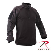 Rothco 1/4 Zip Military Combat Tactical Shirt