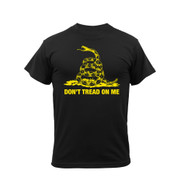 Don't Tread On Me Vintage T Shirt - View