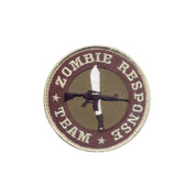 Zombie Response Team Morale Patch - Hook Back