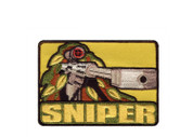 Rothco Sniper Morale Patch - Hook Backing