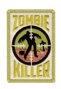 Zombie Killer Patch - Hook Backing