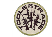 Rothco Tool Of The Trade Morale Patch - Hook Back