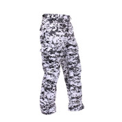 City Digital Camo BDU Fatigue Pants - View