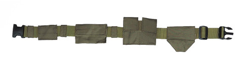 Kids Army Gear Belt - View