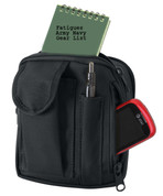 Molle Excursion Organizer Bag - Black