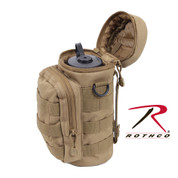 MOLLE Compatible Water Bottle Pouch - Rothco Brand View
