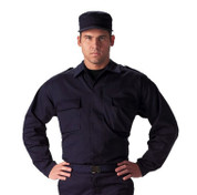 Tactical Uniform Shirt - Navy