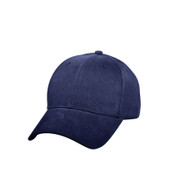 Navy Blue Supreme Low Profile Baseball Cap