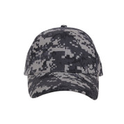 Subdued Urban DIgital Camo Supreme Low Profile Baseball Cap