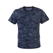 Rothco Midnite Navy Blue Digital T Shirts