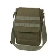 MOLLE Tactical Tech Bag - Olive Drab