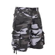 Rothco Vintage City Camo Infantry Utility Shorts