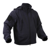 Rothco Special Ops Softshell Jacket - Midnight Navy