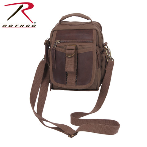 Classic Deluxe Travelers Shoulder Bag - Rothco View