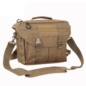 Rothco Covert Dispatch Tactical Shoulder Bags - Side View