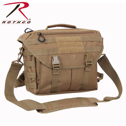 Rothco Covert Dispatch Tactical Shoulder Bags - View
