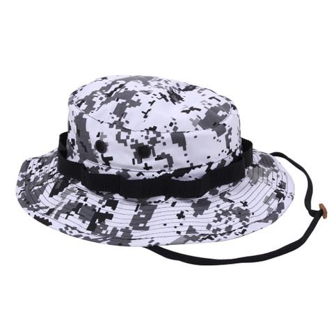 City Digital Camo Boonie Hats - View