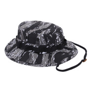 Urban Tiger Stripe Camo Boonie Hat