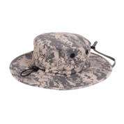 Adjustable Army Digital Camo Outdoor Boonie Hat - View