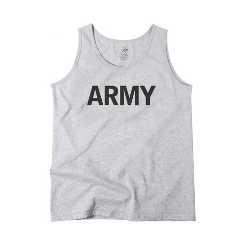 Army Physical Training Tank Top - View