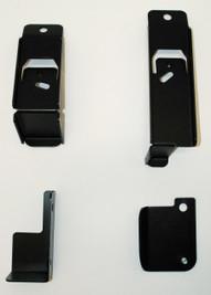 Prius C 4-piece brackets