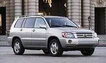 Toyota Highlander (2001-2007) Seat Brackets