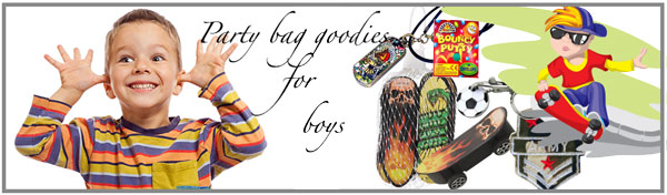 party bag fillers for boys