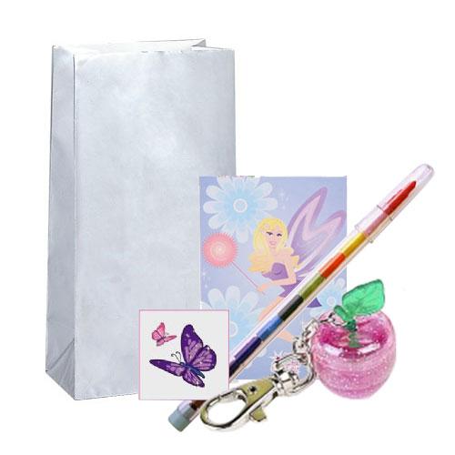 Silver Mist Party Bag