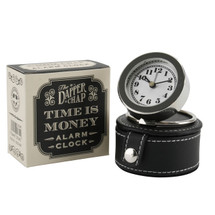 Time is Money Travel Alarm Clock