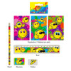 Smiley faces stationery set