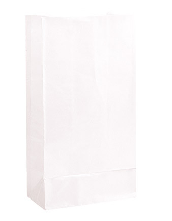 White Paper Party Bag