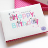 Girls Happy Birthday Photo Album