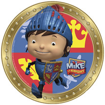 Mike the Knight Party Plate