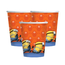 Despicable Me Paper Party Cups