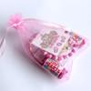 Organza Pink Party Bag