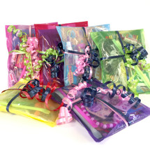 Rainbow party parcels