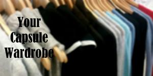 Your Small Capsule wardrobe