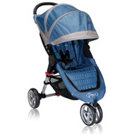 Baby Jogger 2012 City Mini Single Stroller (Blue)