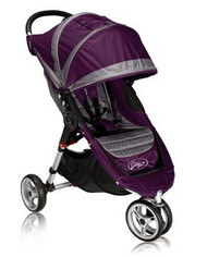 Baby Jogger 2012 City Mini Single Stroller, Sand/Stone