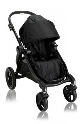 Baby Jogger City Select Stroller - Black Limited Edition - BJ20310