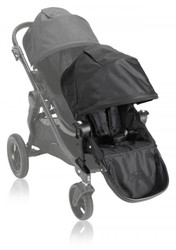 Baby Jogger City Select Second Seat Kit - Black Limited Edition - BJ01310