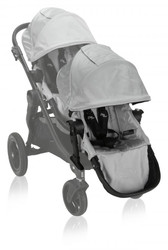 Baby Jogger City Select Second Seat Kit - Silver Limited Edition - BJ01312