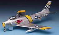 Academy 1/48 F-86F-30 Sabre Airplane Model Kit - 2162