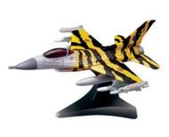 4D Vision 1/115 F16A Tiger Meet Aircraft Snap Model Kit - 26219